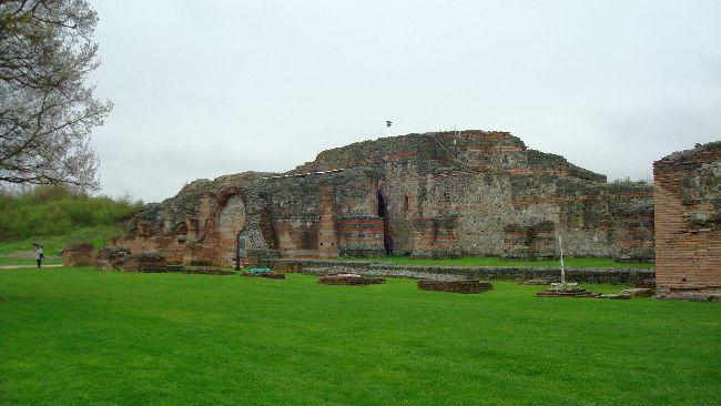 Felix Romuliana archaeological site
