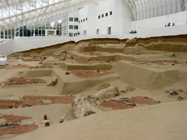 Lepenski Vir archaeological site