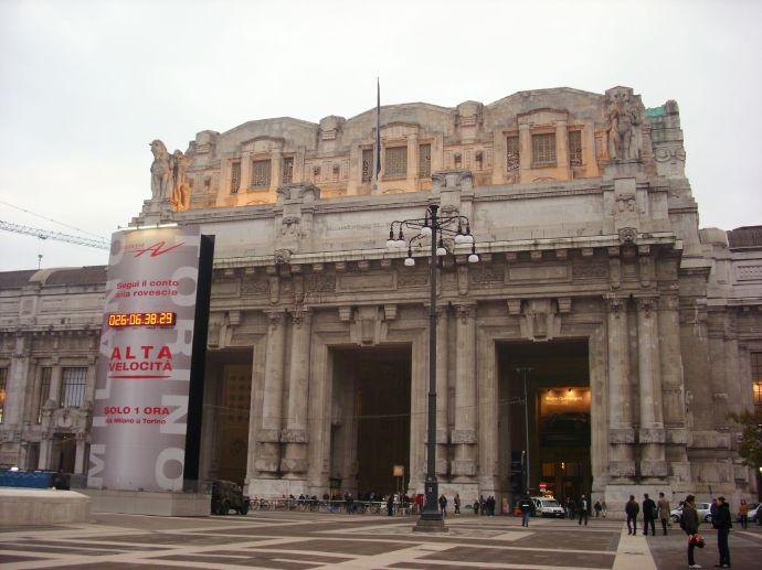 Stazione CentraleStazione Centrale