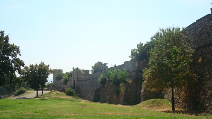 Kale Fortress in Skopje
