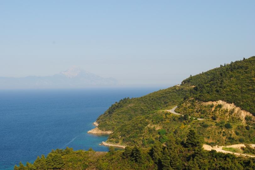 Chalkidiki landscapes