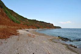 A long walk on the beach