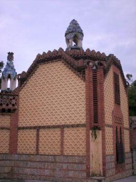 Guell Pavilion