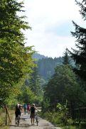 Biking around Covasna