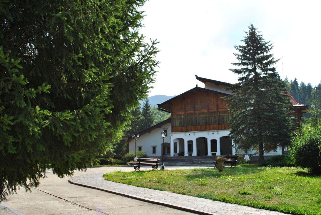 Villa of Ceausescu