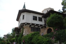 The Quiet Nest Palace in Balchik