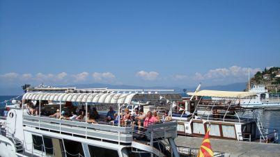 Lake Ohrid Boat Tour