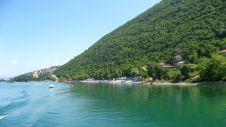 Lake Ohrid's shore