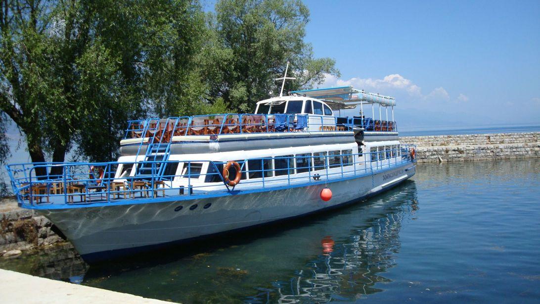 Lake Ohrid Boat Tour