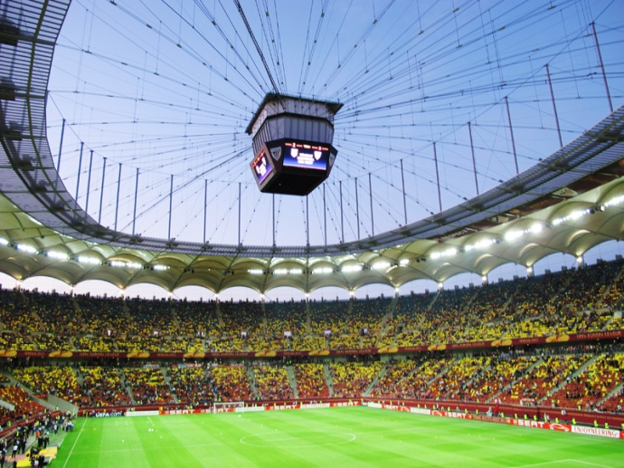 National Arena in Bucharest