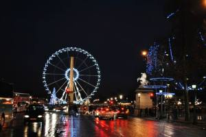 Paris by night - Place de la Concorde