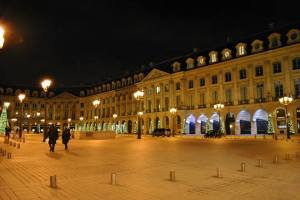 Paris by night - Place Vendôme