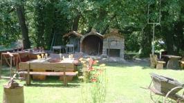 Ostrovo Restaurant in St Naum (2)