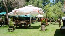 Ostrovo Restaurant in St Naum (4)