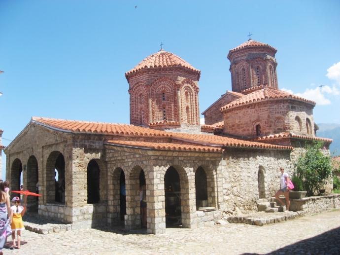 St Naum Church, Macedonia