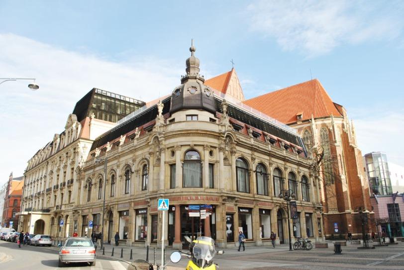 Hotel Monopol in Wroclaw