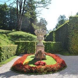 Linderhof Palace - garden