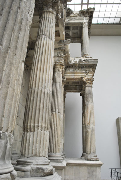 Market Gate of Miletus - columns