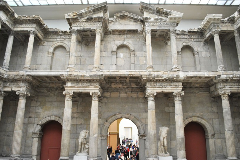 Market Gate of Miletus - Pergamon Museum, Berlin