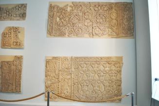 Reproductions from an Assyrian palace chamber