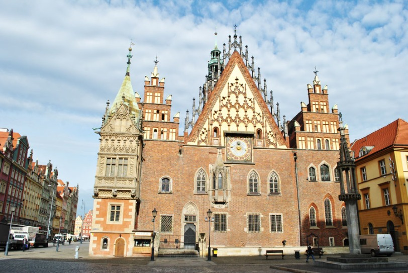 Wroclaw Old City Hall