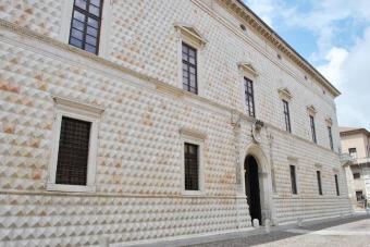 Palazzo dei Diamanti, Ferrara