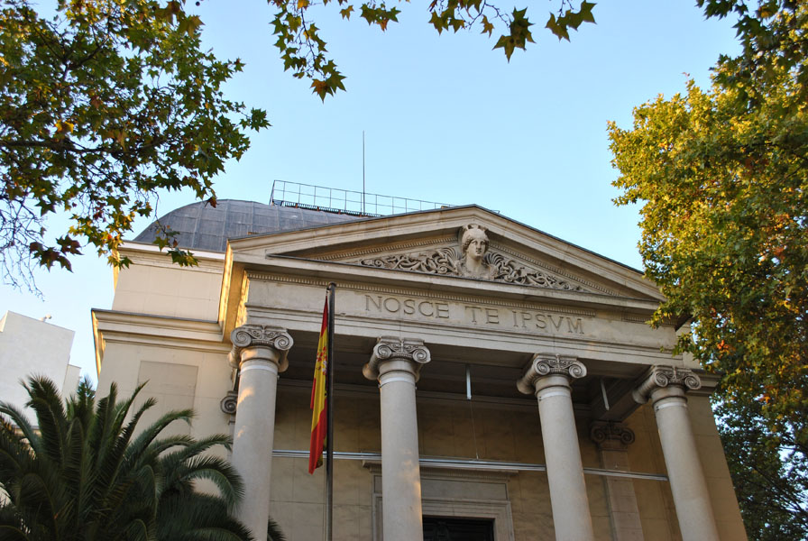National Museum of Anthropology in Madrid