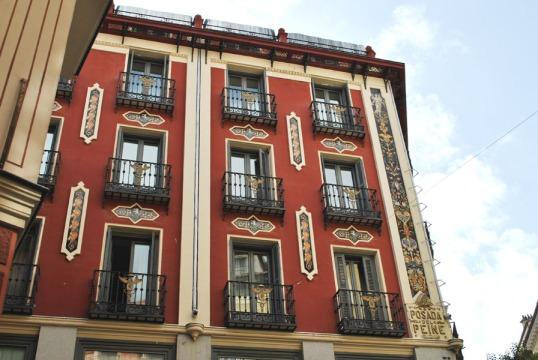 Petit Palace Posada del Peine Hotel in Madrid