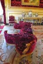 Napoleon III Apartments Grand Salon in the Louvre - furniture